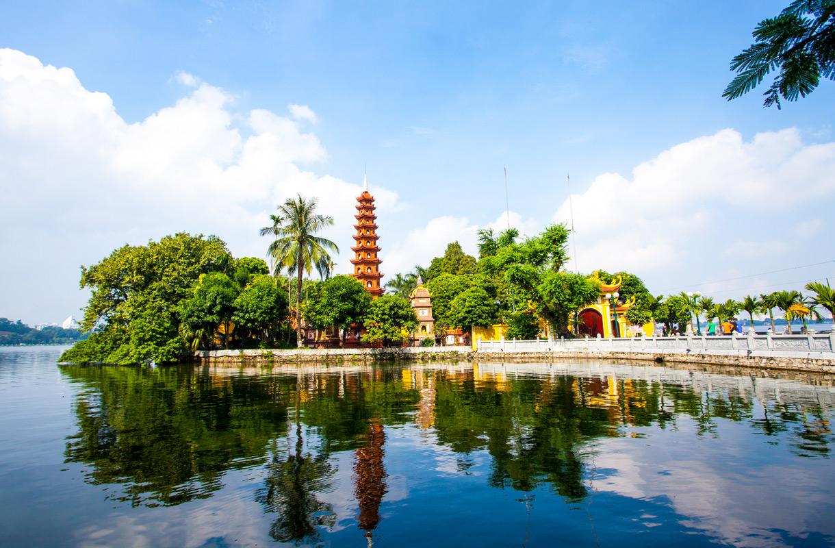 Halvat lennot Hanoihin