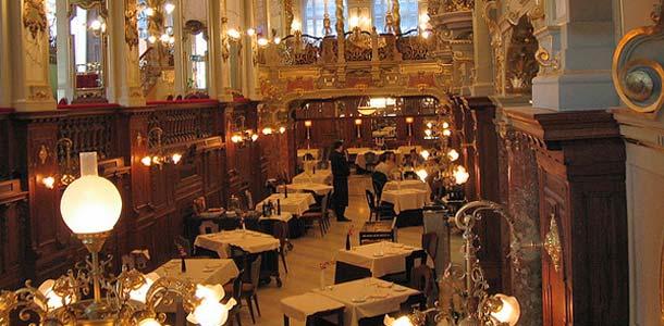 Budapestin kahvilat