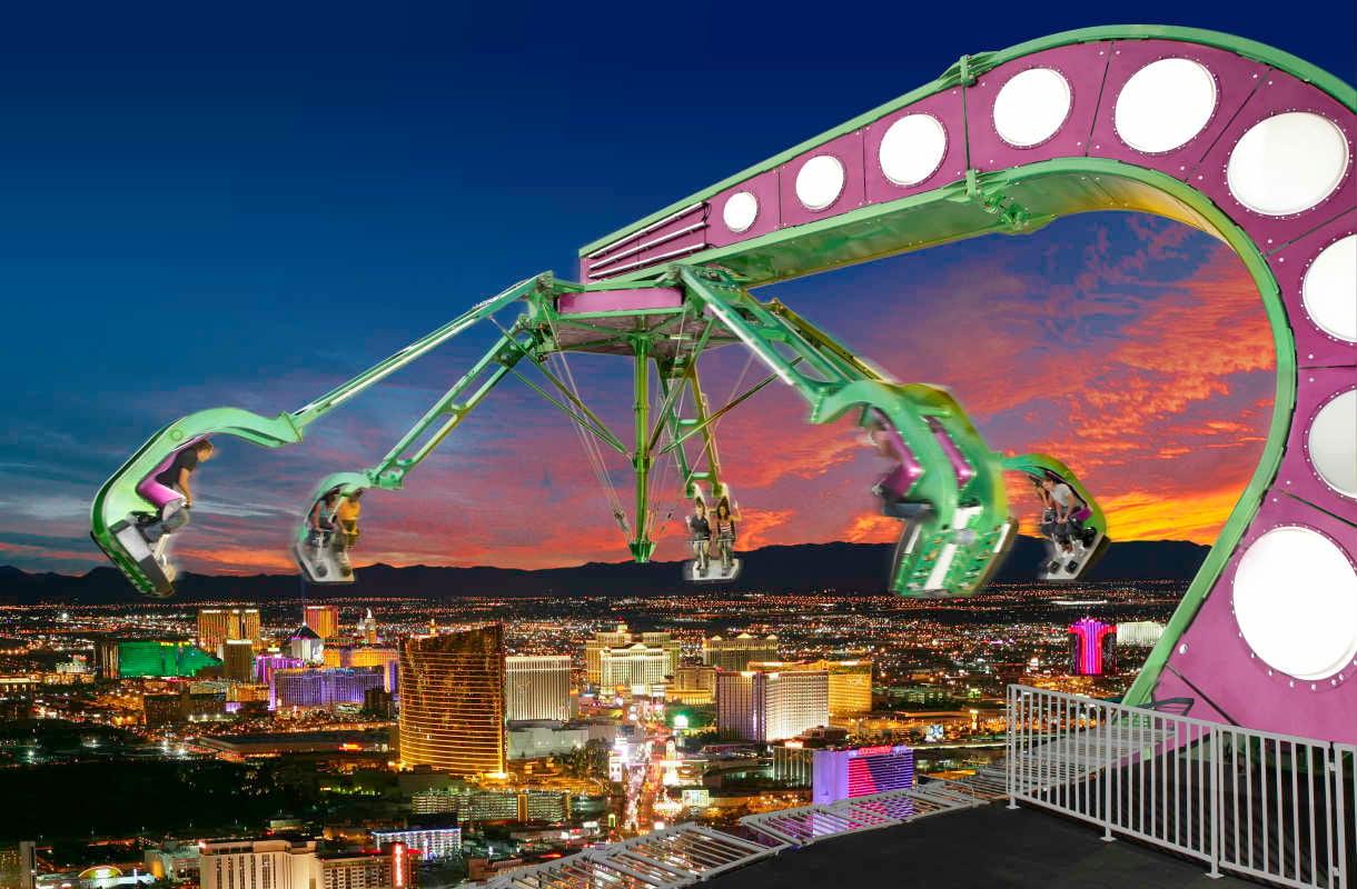 Las Vegasin Stratosphere