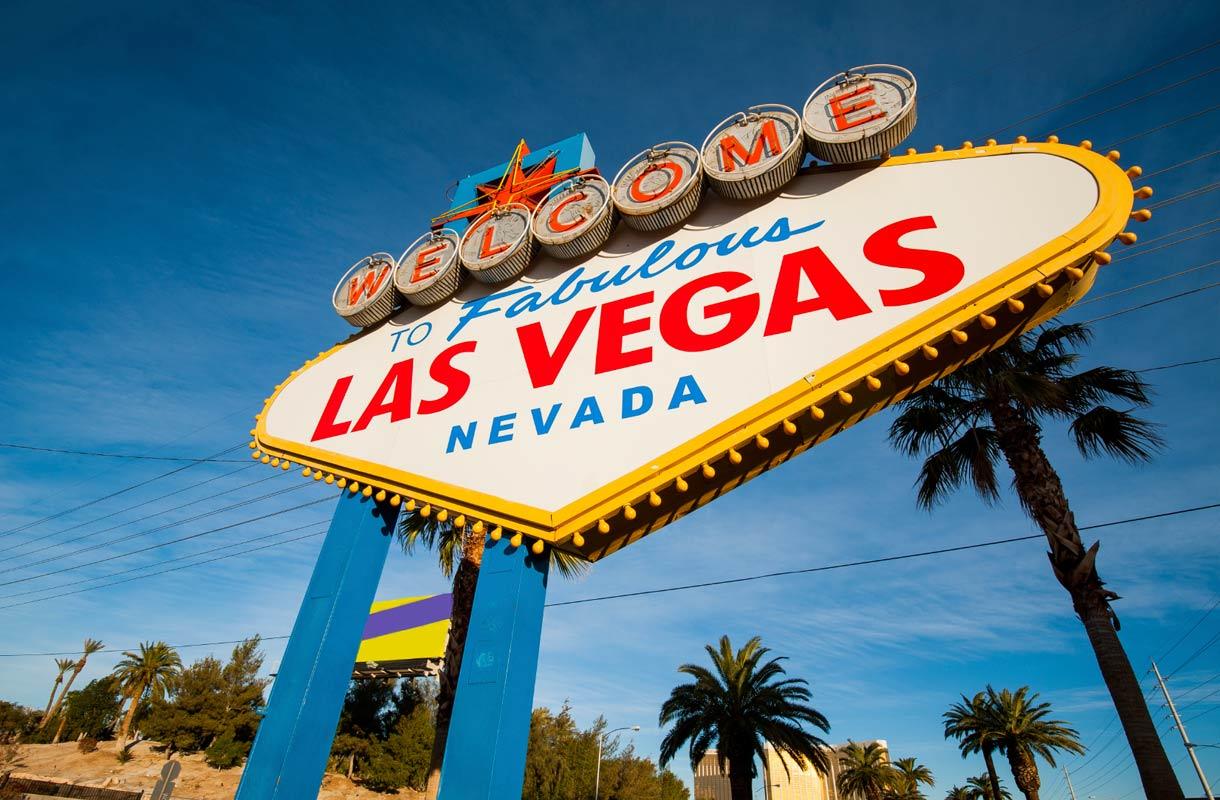 Las Vegas on koettava kerran elämässä