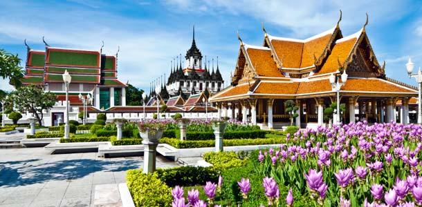 Kymmenen vinkkiä Bangkokiin