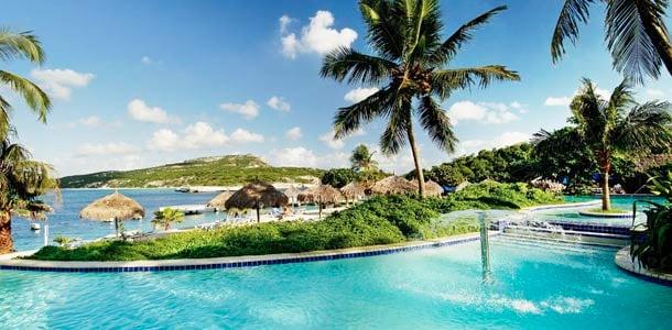 Curacao kuuluu Alankomaiden ABC-saariin