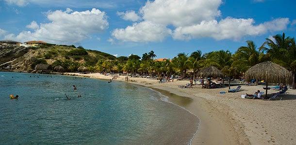 Curacao on eksoottinen lomakohde Karibialla