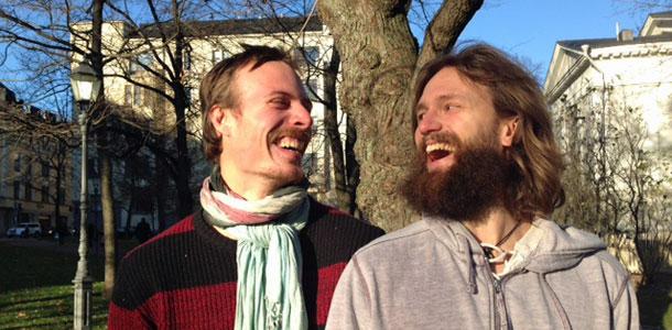 Pyry Kääriä ja Juho Sarno reissaavat tuktukilla Bangkokista Suomeen