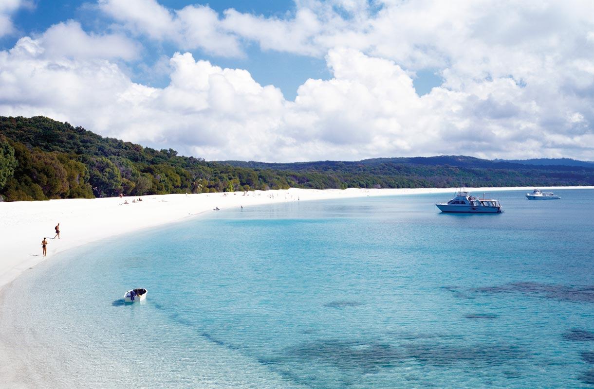 Whiteheaven Beach, Australia