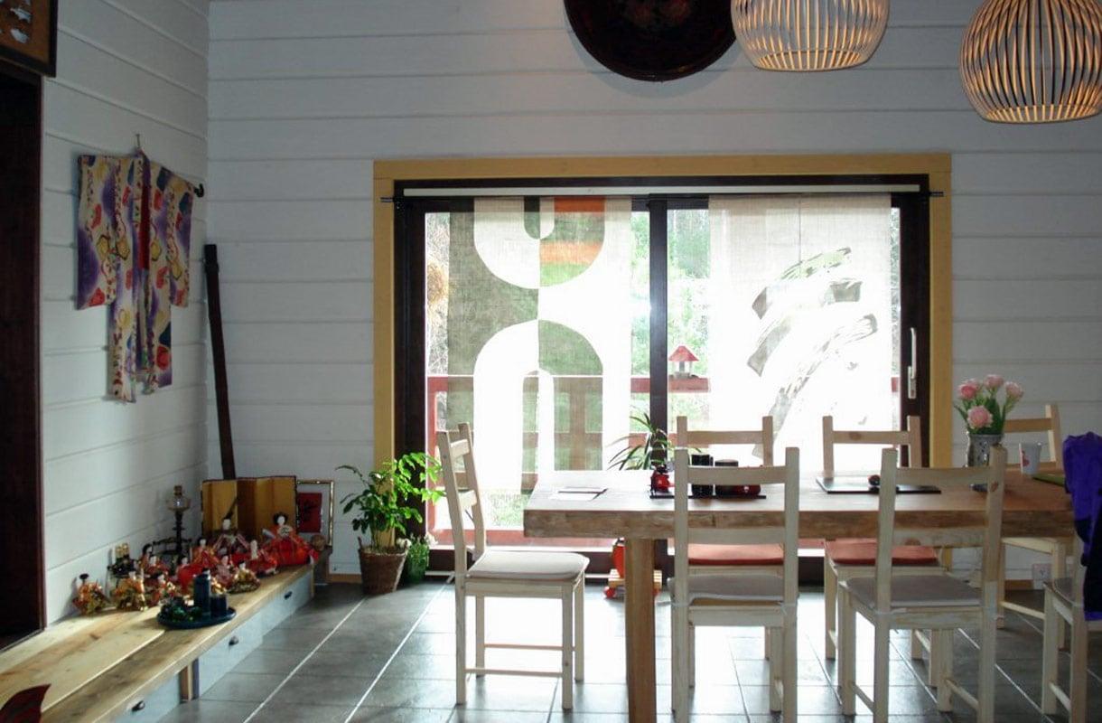 Japanilainen majatalo Suomessa