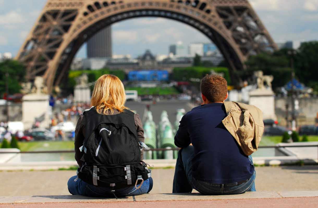Pariisi-syndrooma voi yllättää kenet tahansa