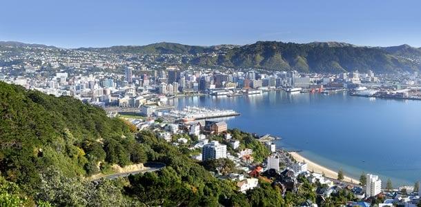 Wellington on Uuden-Seelannin elokuvakaupunki