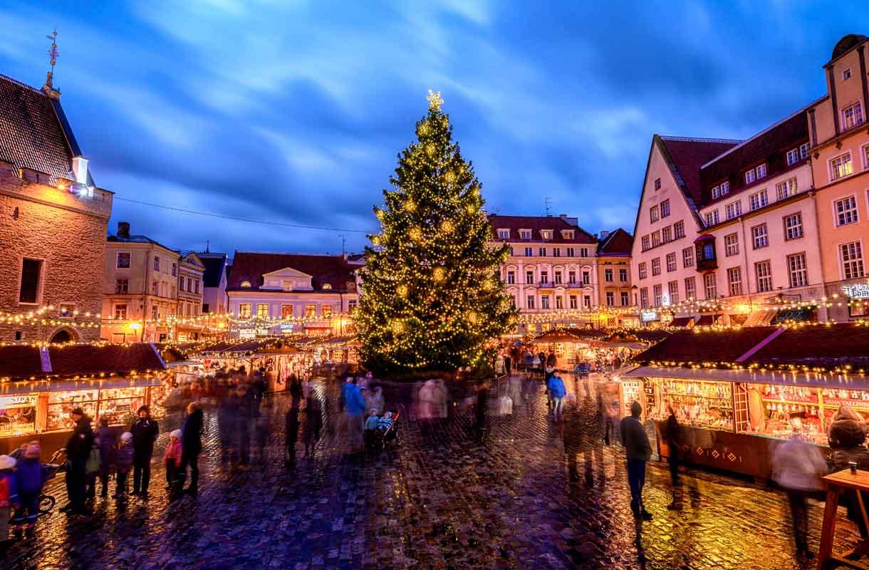 Joulu Virossa
