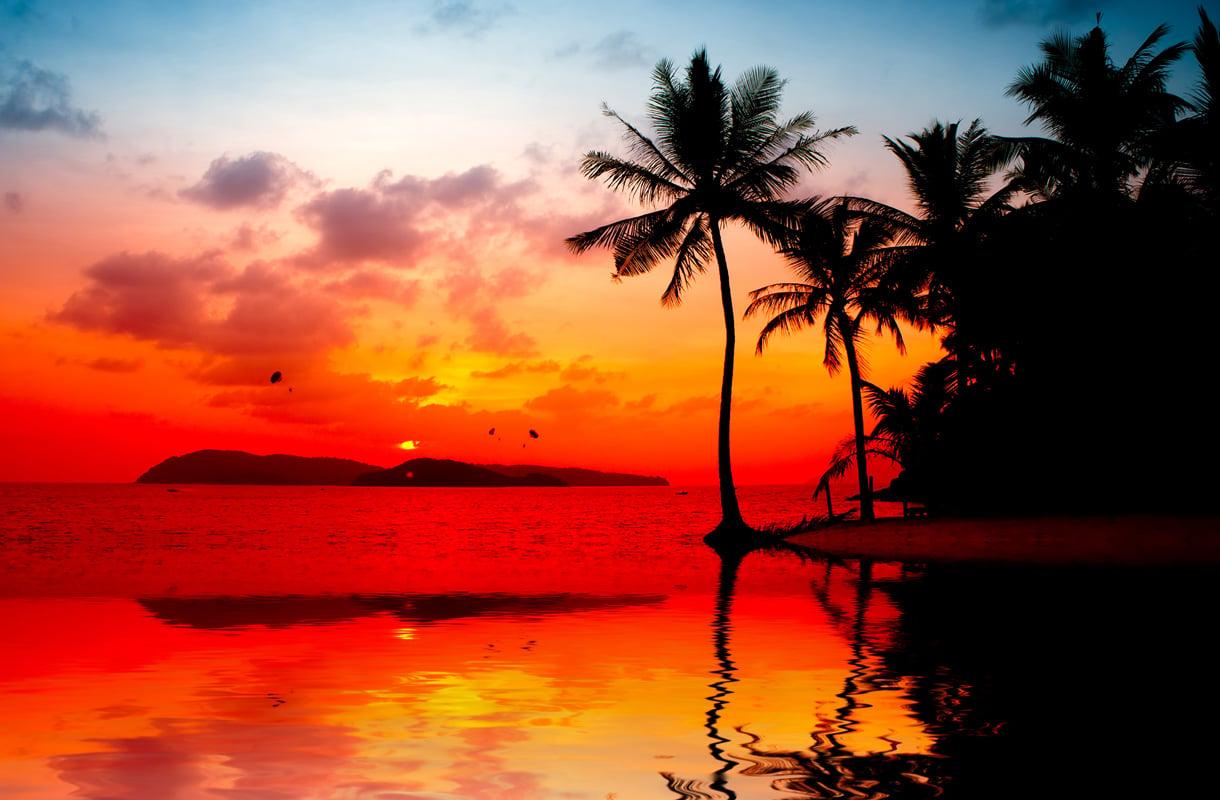 Malesian parhaat rannat
