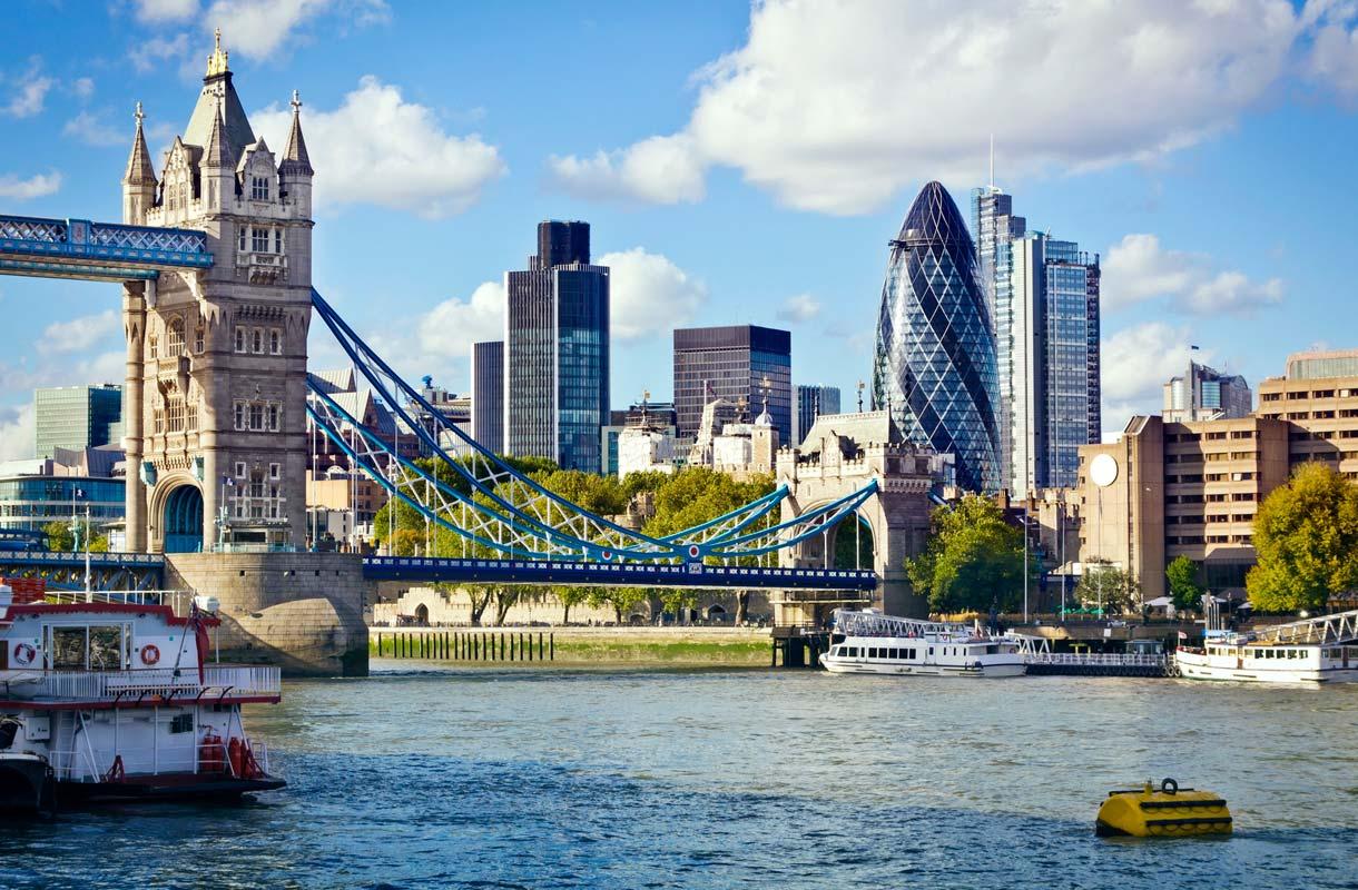 Musikaali Lontoossa