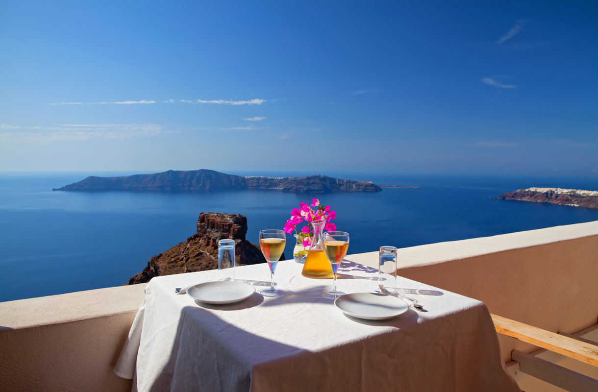 Ravintola Kreikassa