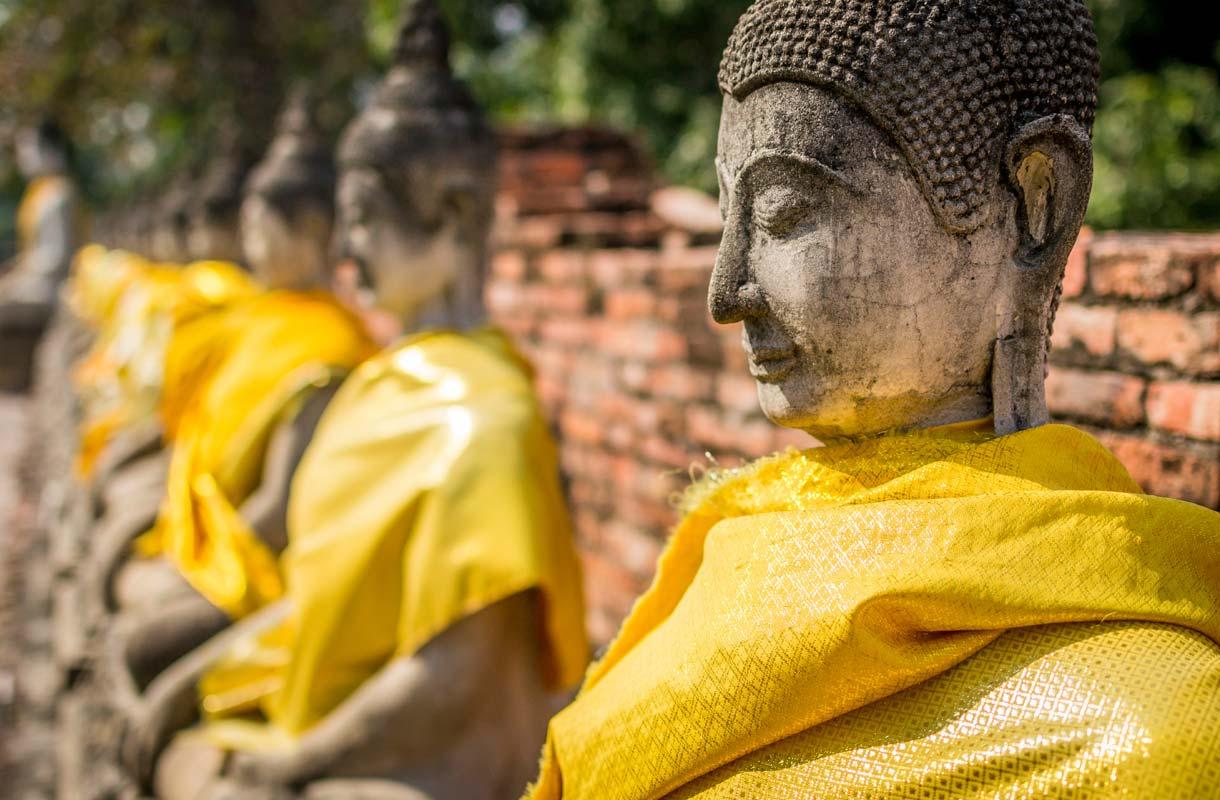 Thaimaa, Ayutthaya
