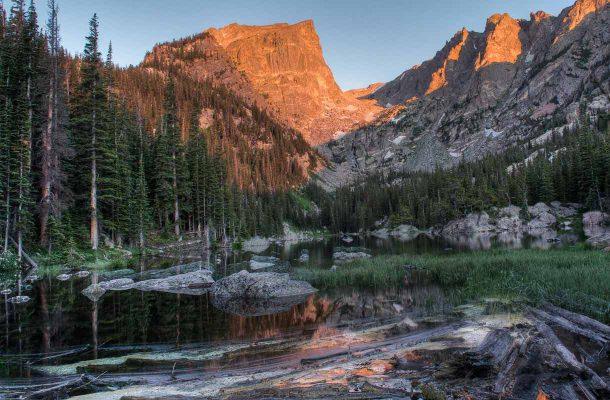 Kalliovuoret, Yhdysvallat