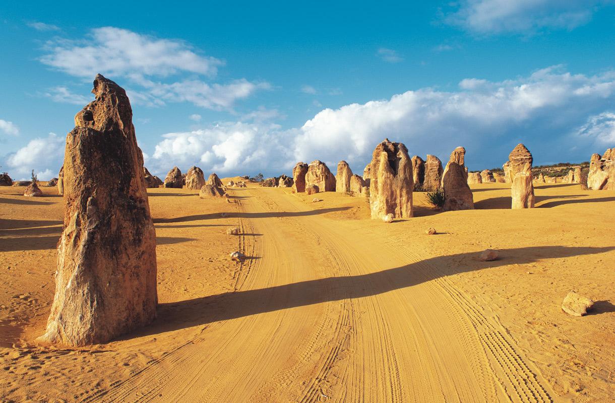 Pinnacles, Australia