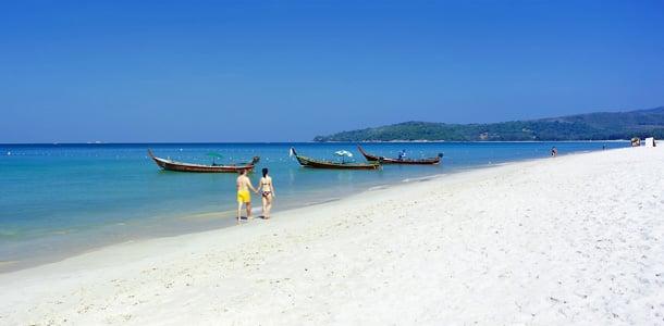 Phuketin parhaat rannat
