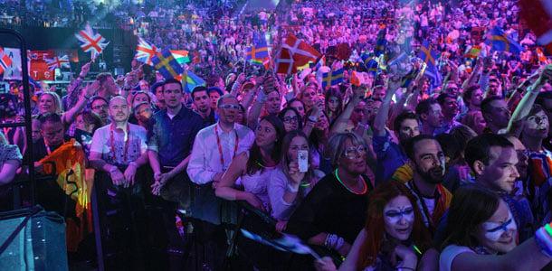 Euroviisut Australia