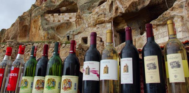 Kappadokialaisia viinejä