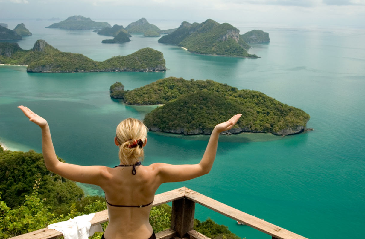 Kokeile Thaimaan spa-palveluita