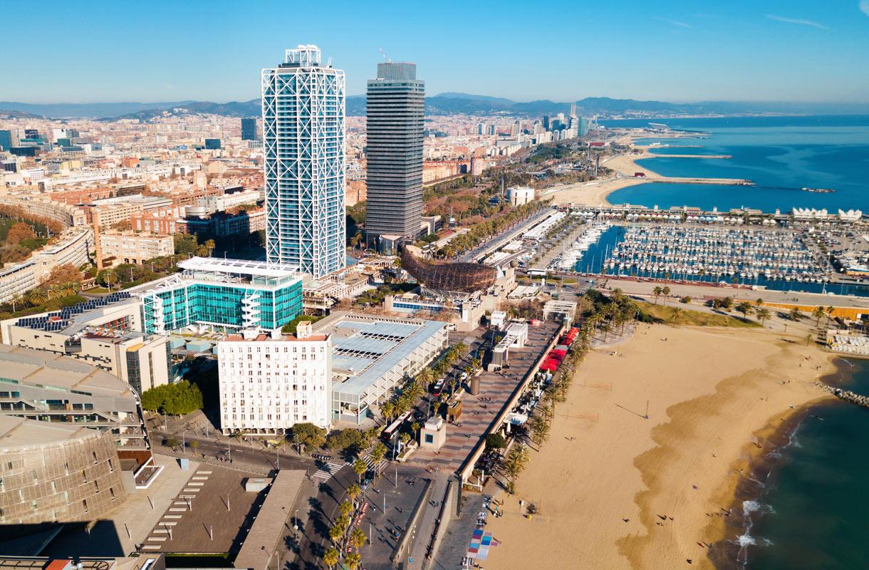 Barcelonan hotellit
