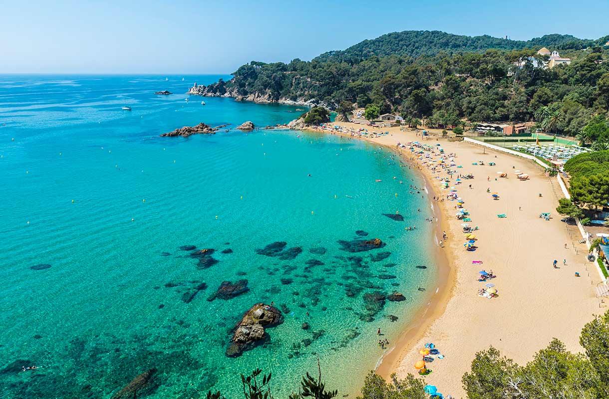Costa Brava, Espanja