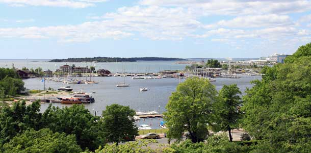 Helsingissä on kesällä runsaasti tapahtumia