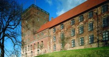 Koldinghus sijaitsee Tanskassa