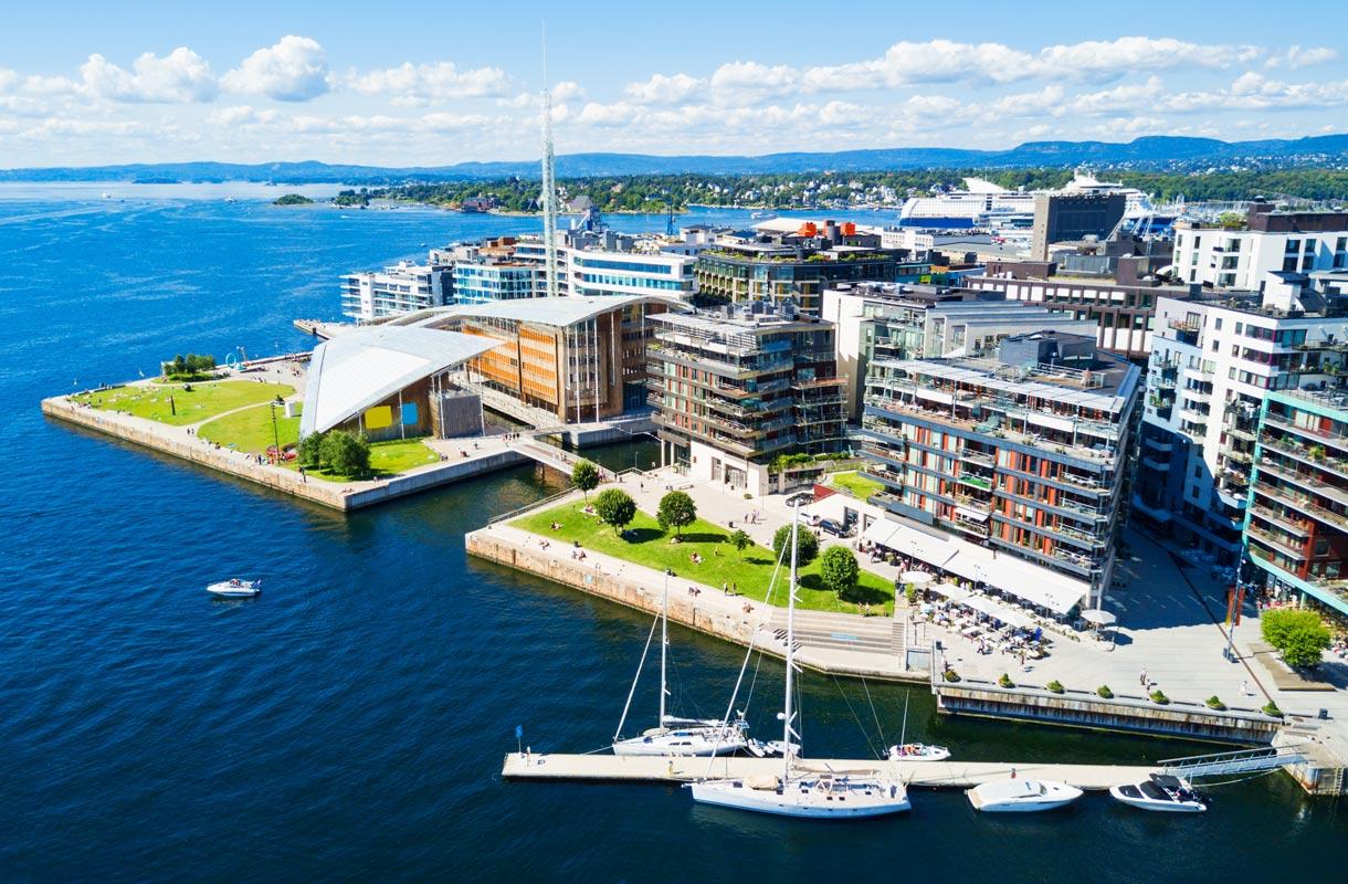 Oslon hotellivinkit