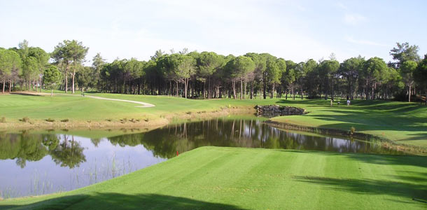 Turkin Belek on golfaajan paratiisi