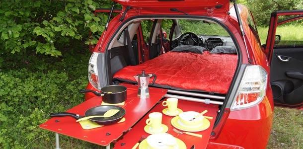Roombox tekee autosta kuin autosta matkailuauton