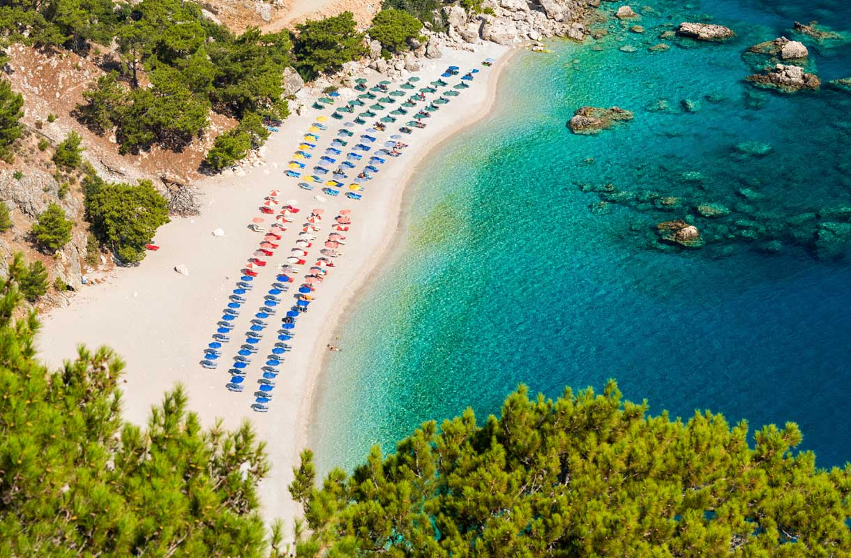 Karpathoksen saari Kreikassa