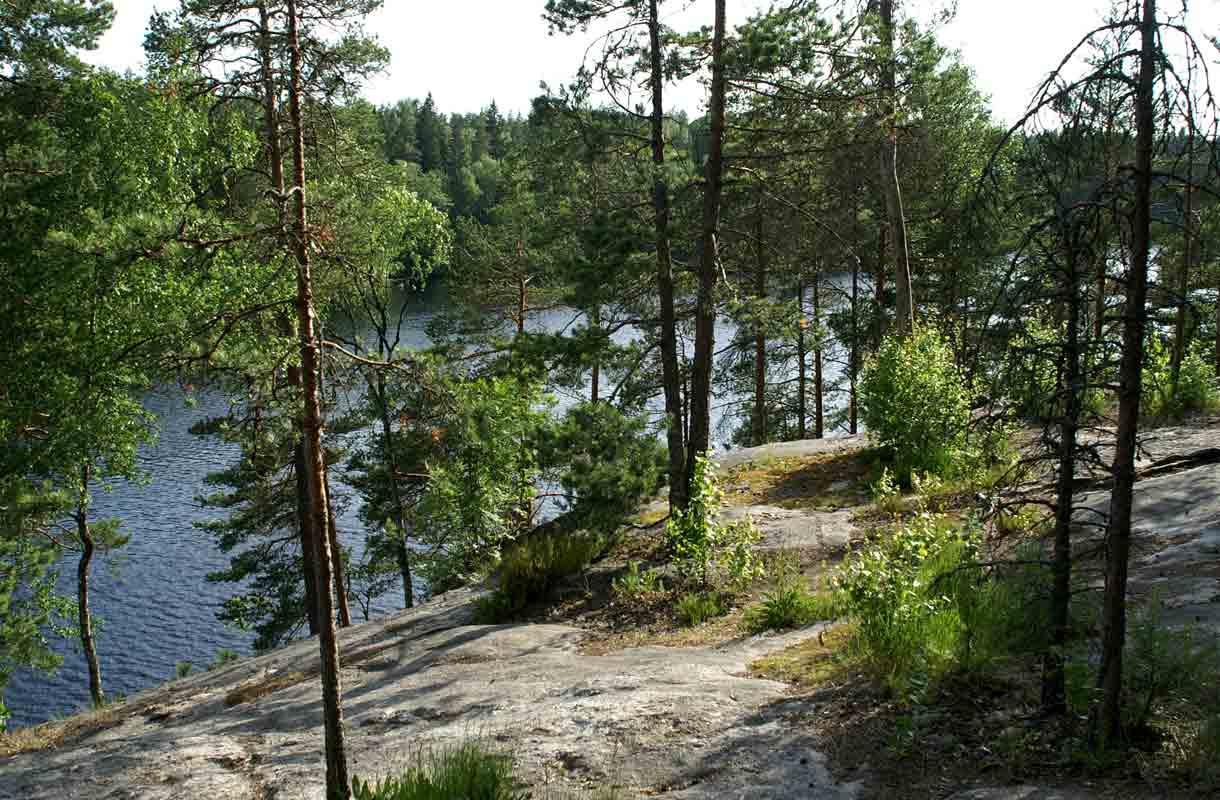 Kartat Kannykkaan Sovellus Kattaa Etela Suomen Retkeilyreitit