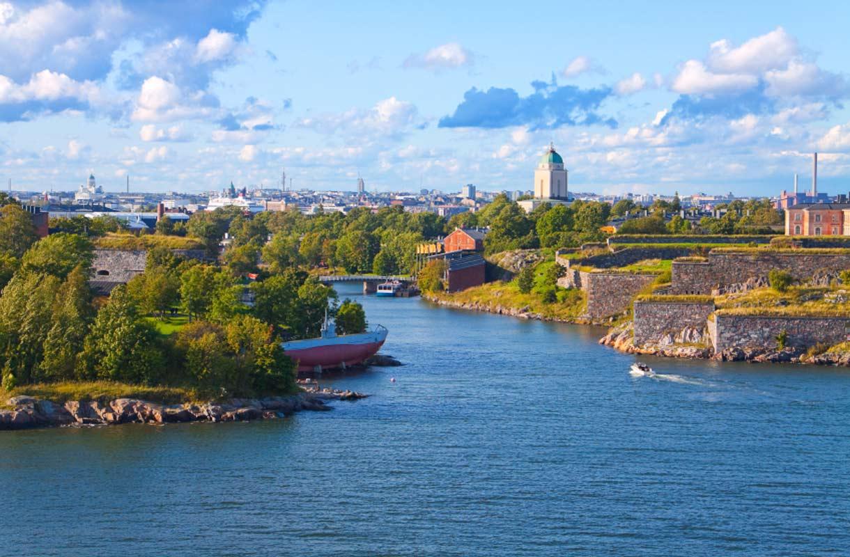 Helsinki yllättää paikallisetkin.