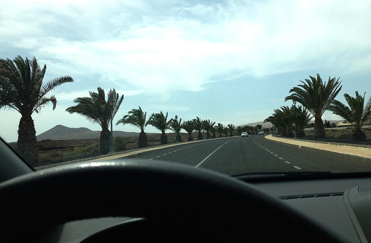 Lanzarote, Kanaria
