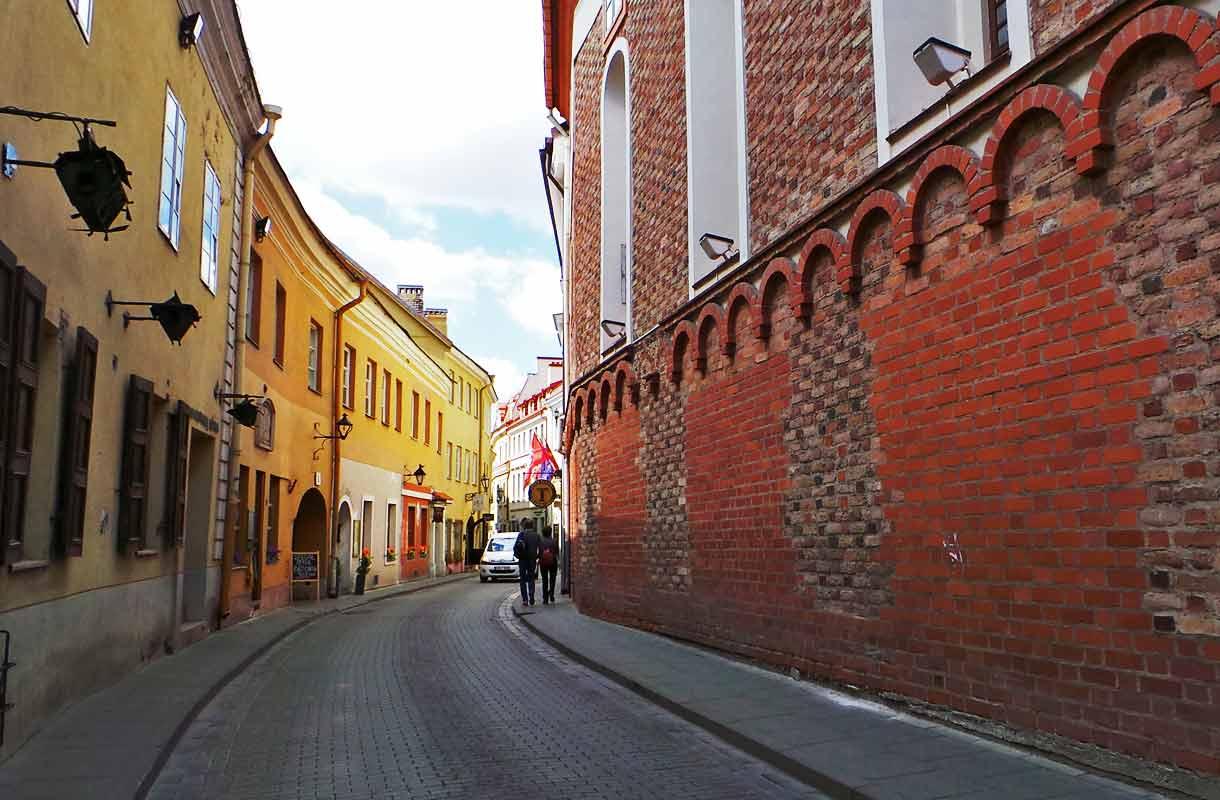 Liettuan vanhakaupunki