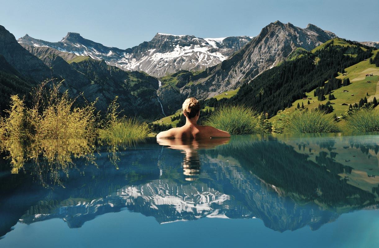 The Cambrian -hotelli Sveitsissä