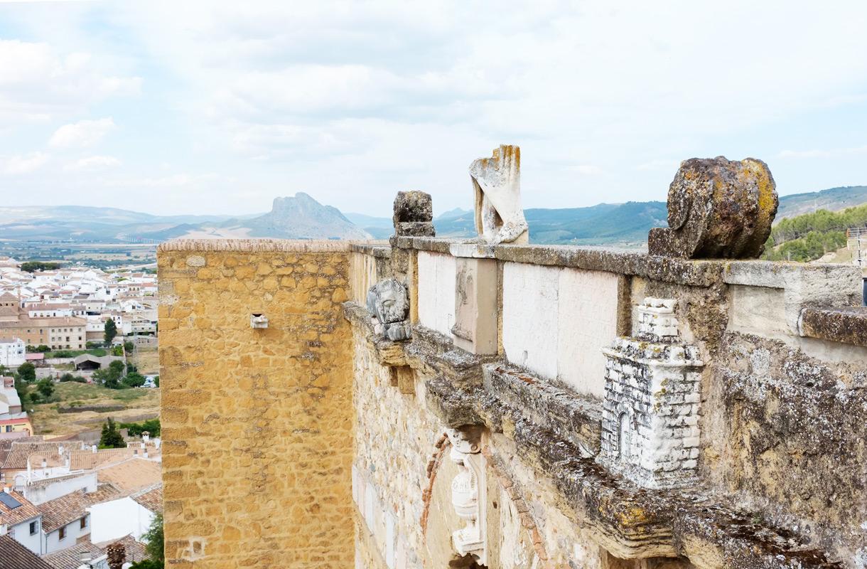 Andalusian vuoristomaisemat