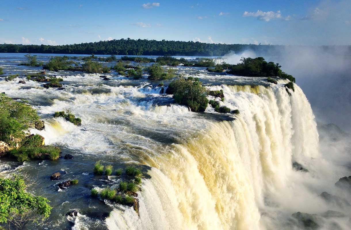 Iguazun putoukset