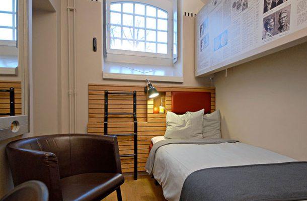 Långholmenin hostelli Tukholmassa