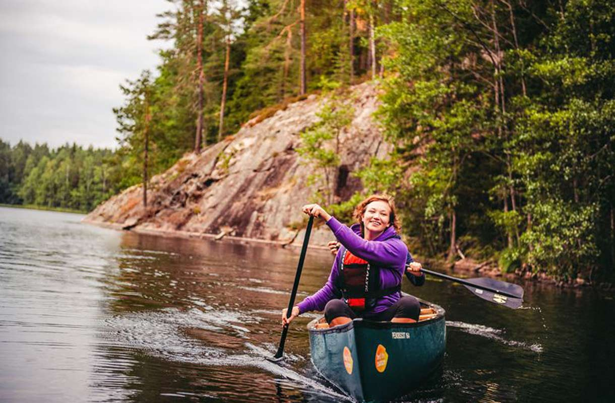 Outdoors Finland