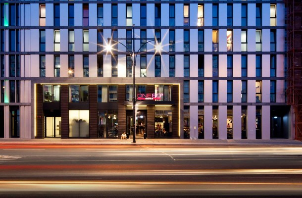 One80-hostelli Berliinissä