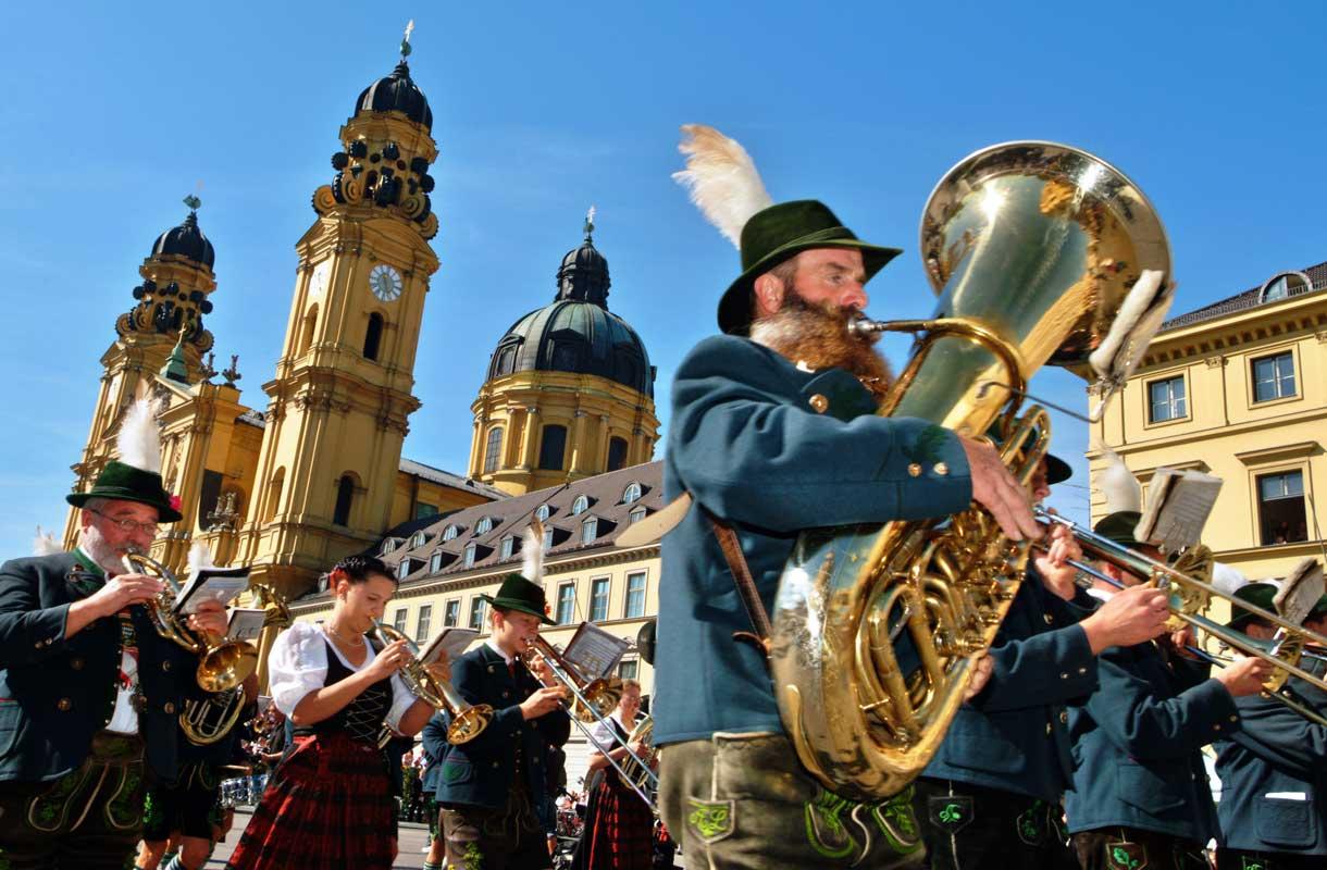 Oktoberfest Saksa