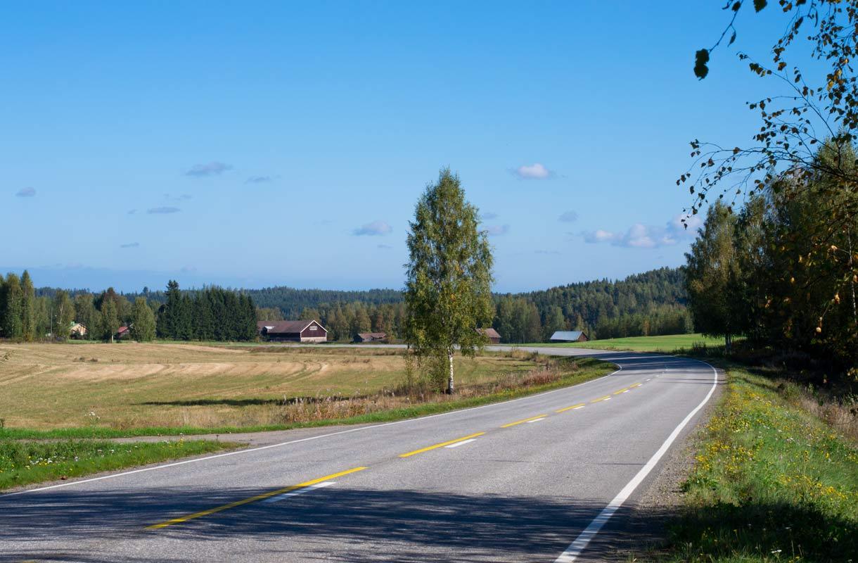 Suomen kaunein reitti