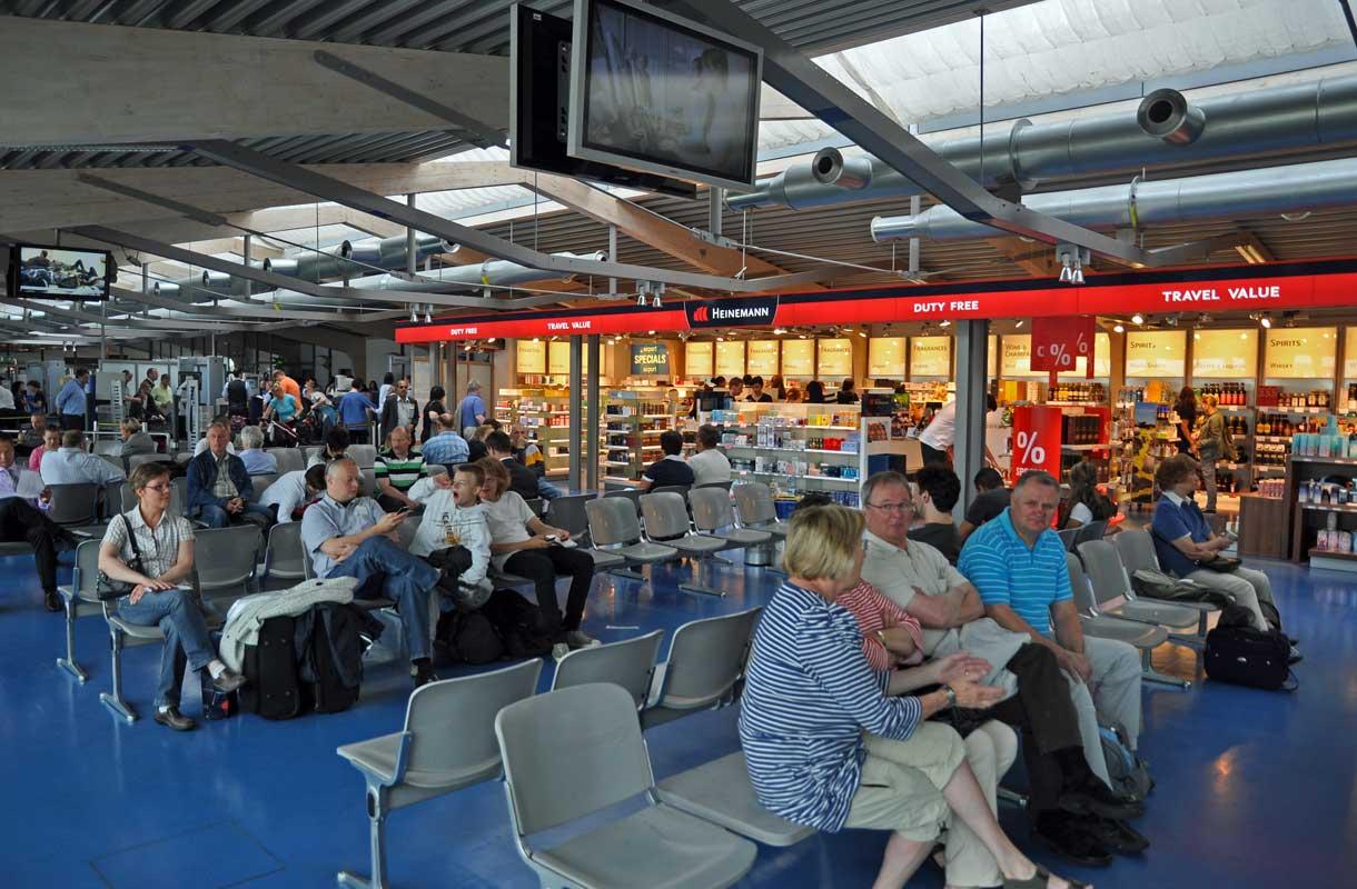 Tegelin lentokenttä Saksassa