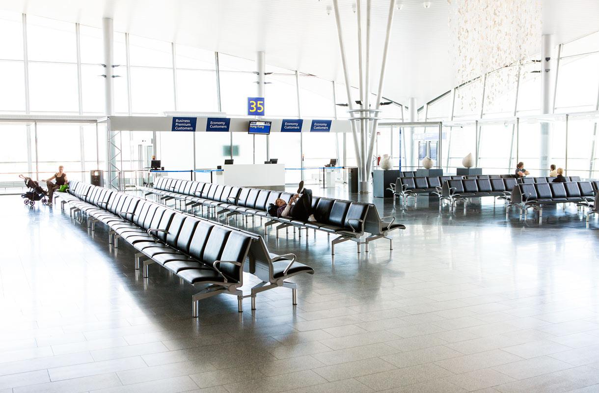 Helsinki-Vantaa on maailman kolmanneksi paras lentokenttä nukkua