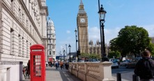 Stopover Lontoossa