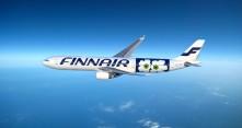 Finnairin ja Marimekon yhteistyö jatkuu