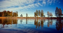 Järvimaisema Suomessa