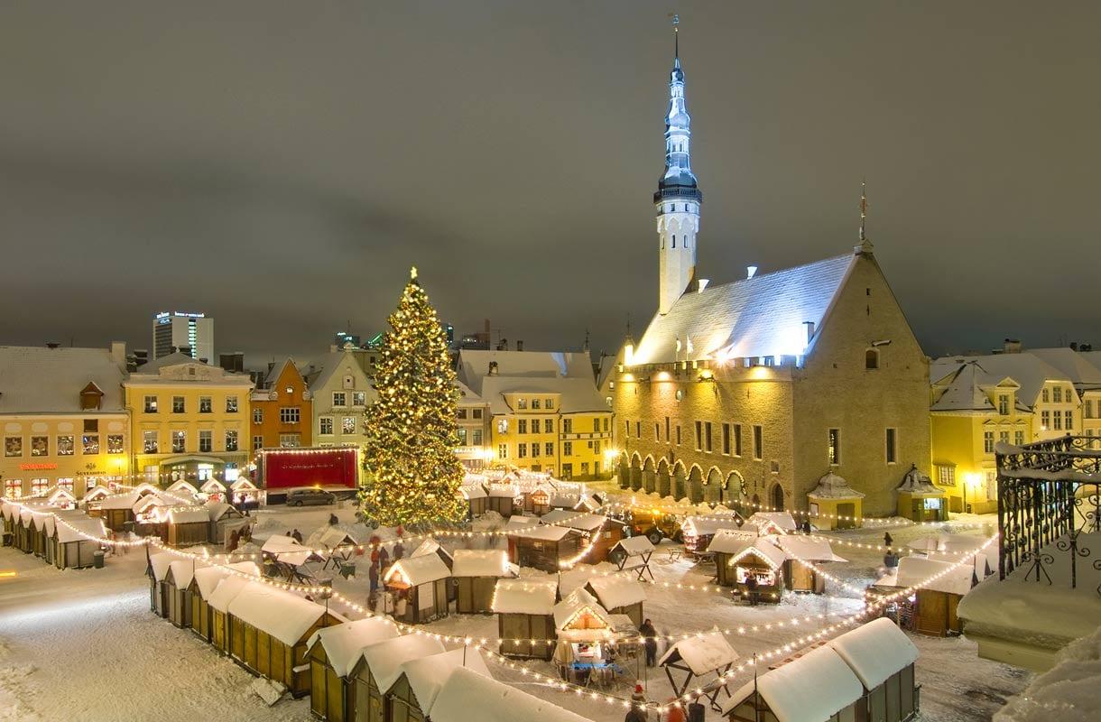 Viron joulumarkkinat