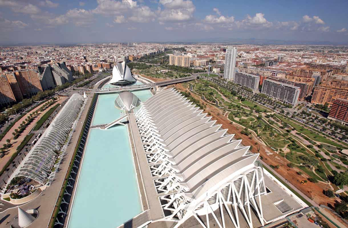 Viisi vinkkiä Valenciaan